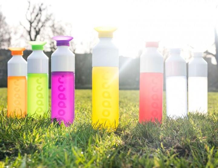 Dopper - die nachhaltige Plastikflasche