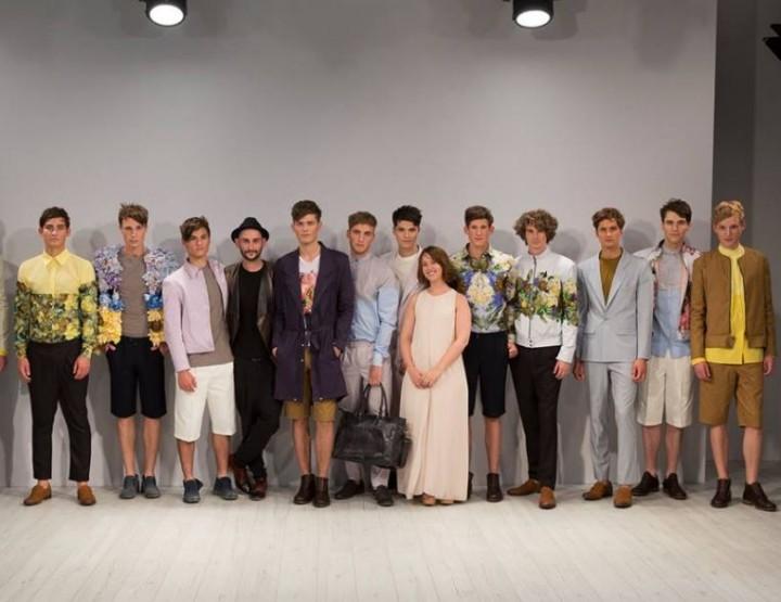 Flowers in men's fashion?