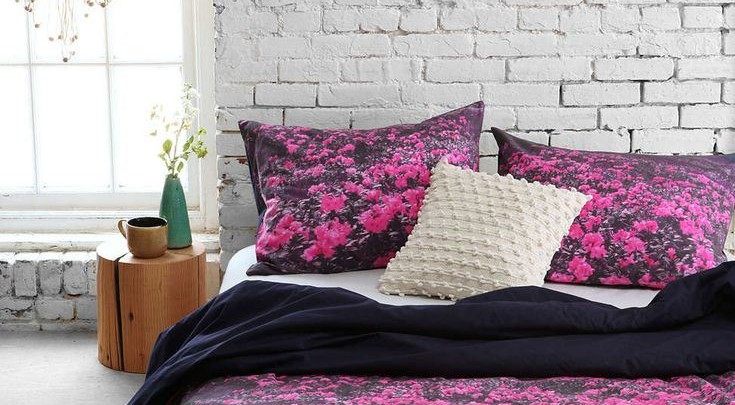 Flower Power Bed Linen and Textiles