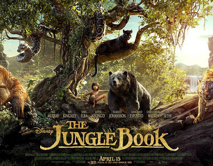 Neu im Kino: The Jungle Book Live-Action Abenteuer von Disney