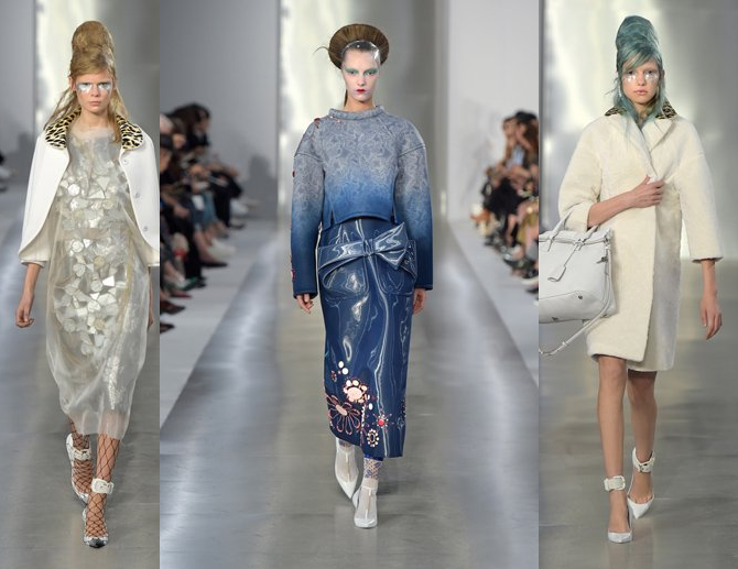 Maison Margiela brings the Crazy back