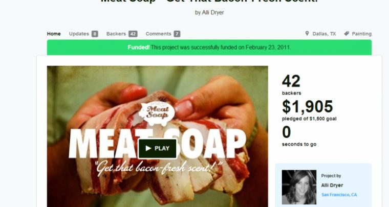Kickstarter, die es nicht geben dürfte...aber es doch gab