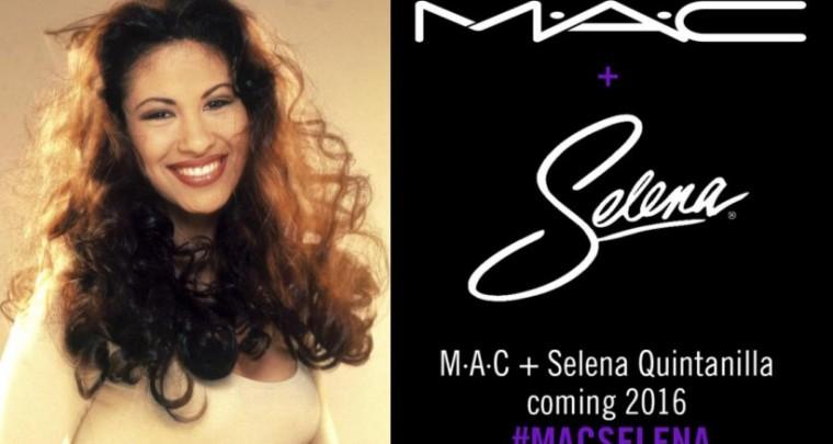 MAC x Selena Quintanilla