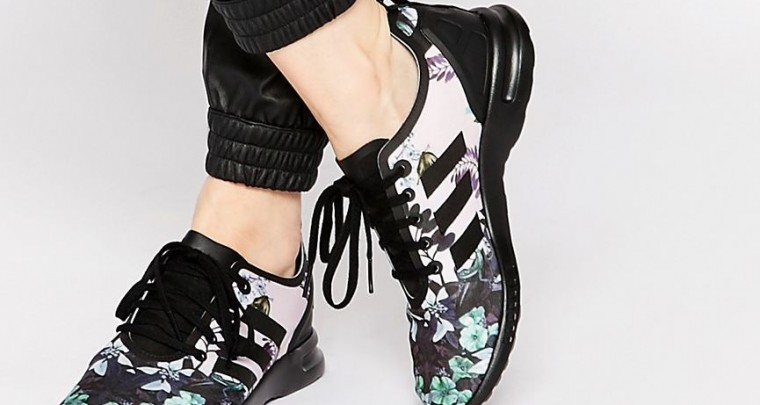 Fashion Trend 2016: Floral Sneakers