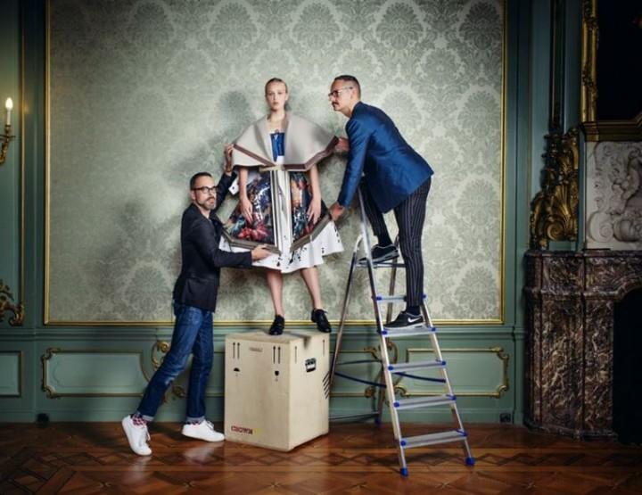 Viktor & Rolf - die Macht der Fantasie