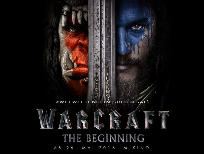 Kinoneuheit - Warcraft: The Beginning
