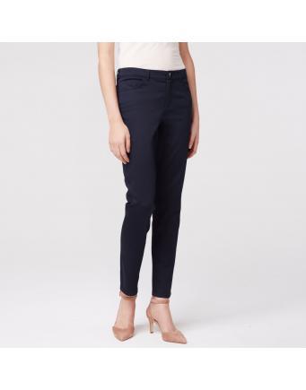 cotton-satin trousers Pippa