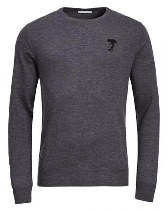 Versace Pullover - grau