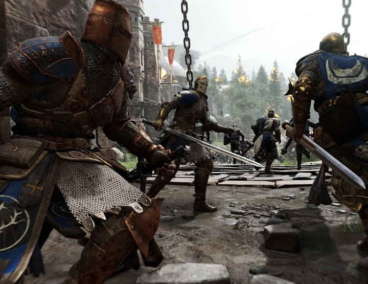 Gametipp: For Honor - Mittelalterliches auf die Fresse
