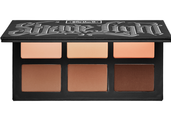 Kat Von D 'Shade Light' face contour and eyeshadow palettes