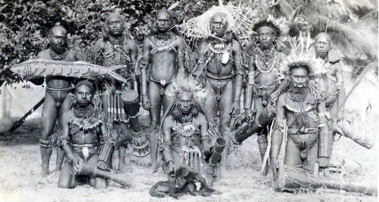 Die Kopfjäger von Neuguinea