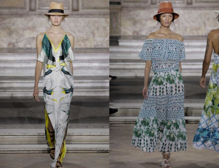 Temperley London - Legerer Boho Look