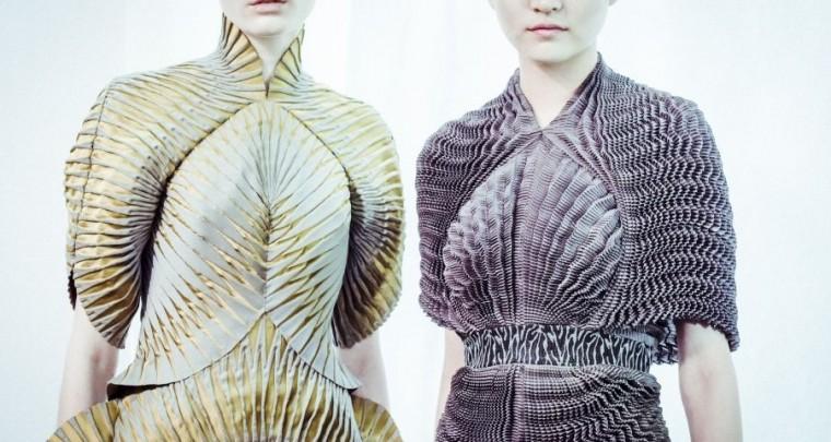 Liegt die Zukunft der Mode im 3D Druck?
