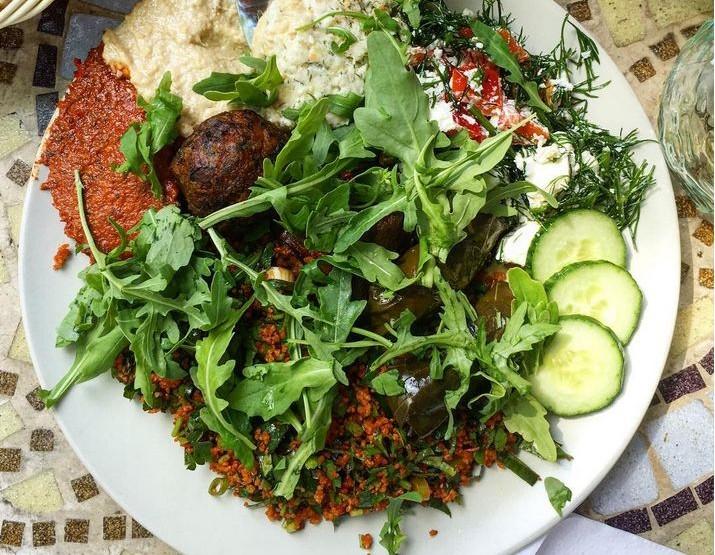 Knofi Berlin - Köstlichkeiten vom Mittelmeer