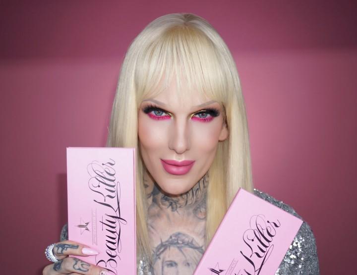 Jeffree Star Cosmetics: New Beautykiller eyeshadow palette