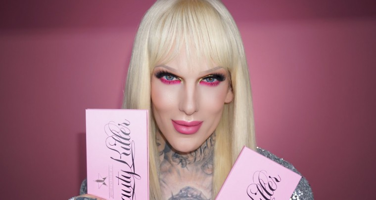 Jeffree Star Cosmetics: New Beautykiller eyeshadow palette