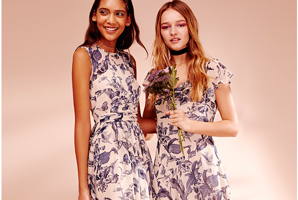 Flower Power - Floral outfits for sunny days