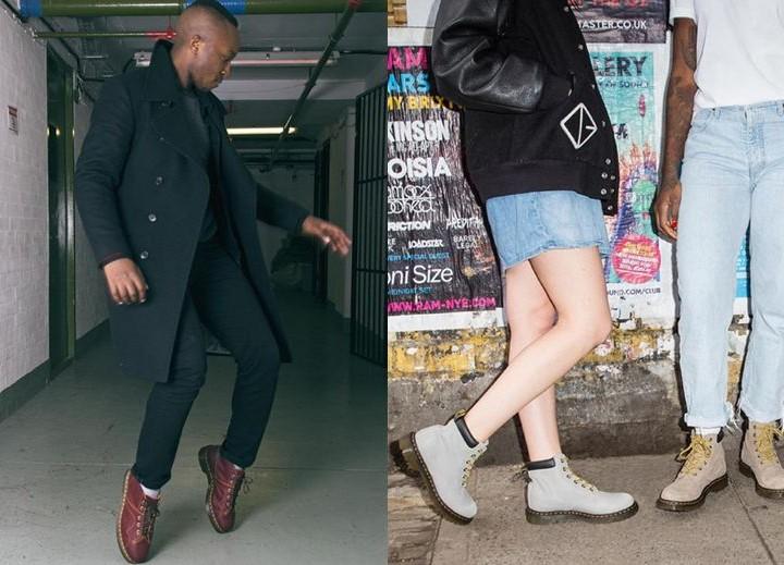 Die besten Schuhmarken für Raver!