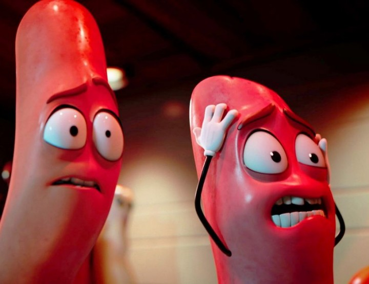 Sausage Party - verstörender Animationsfilm von Seth Rogen