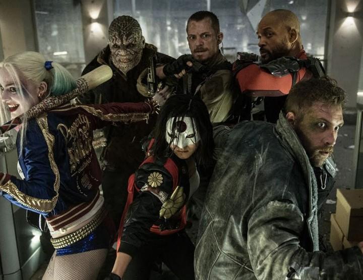 Suicide Squad - psychopathische Helden erobern die Kinos