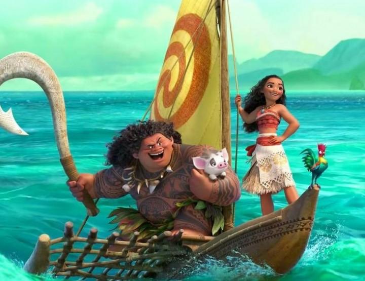 Der erste Trailer zum Disney-Abenteuer Vaiana!