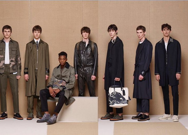 Highlights der Paris Fashion Week Men