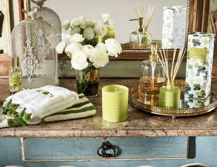 Zara Home - die neuen Kollektionen für den Sommer 2016