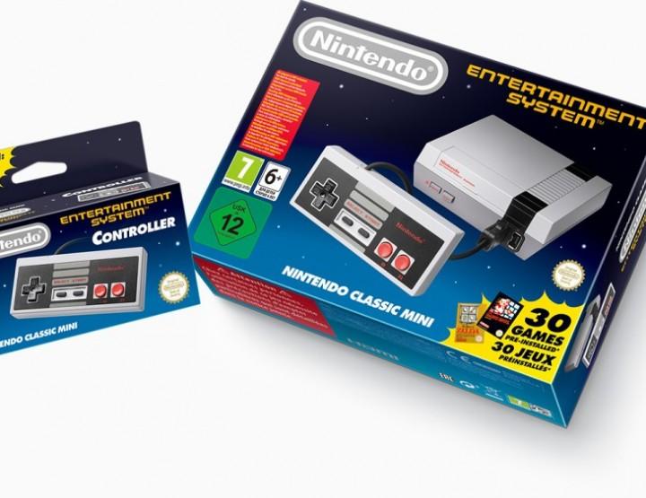 Zurück in die Zukunft mit dem Mini-NES