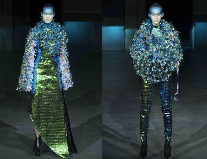 Yuima Nakazato - futuristischer Glamour