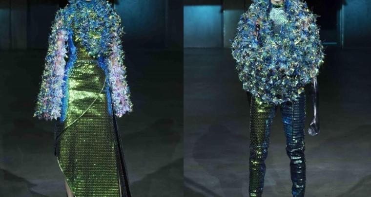 Yuima Nakazato - glamour futuristicu