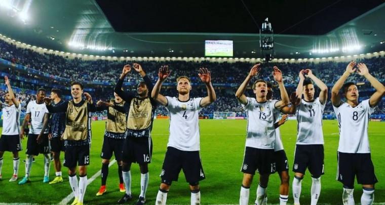 EM 2016 Viertelfinale - Ergebnisse und Eindrücke