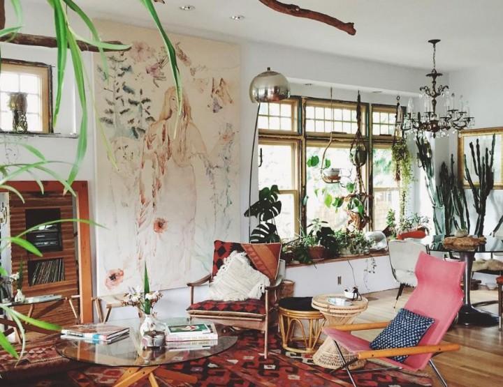 Wunderschönes Interior Design auf Instagram
