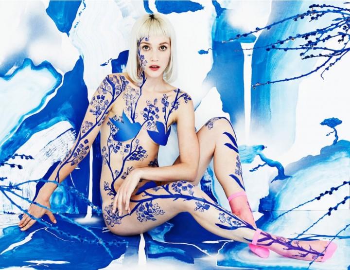 3 Modefotografen, die Kunst und Mode vereinen