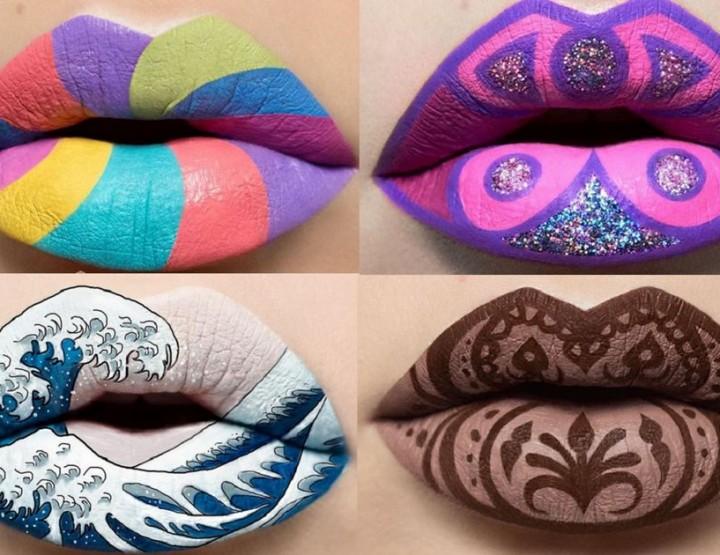 Die drei besten Produkte für Lip Art