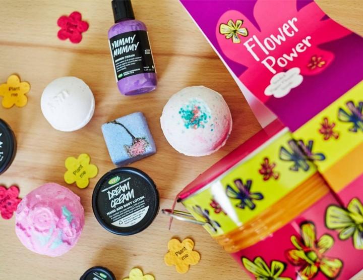 Gut für Dich und Deine Umwelt - Lush Kosmetik