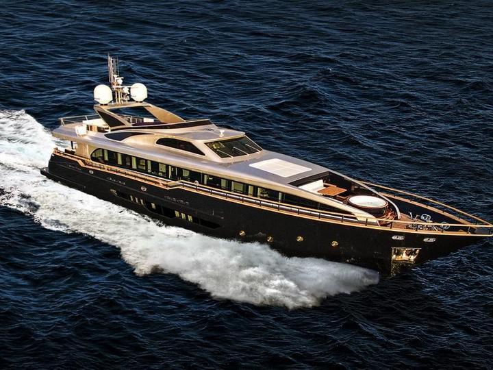 Harun bei Monaco Yacht Show