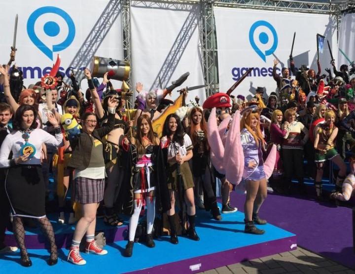 Das war die Gamescom 2016