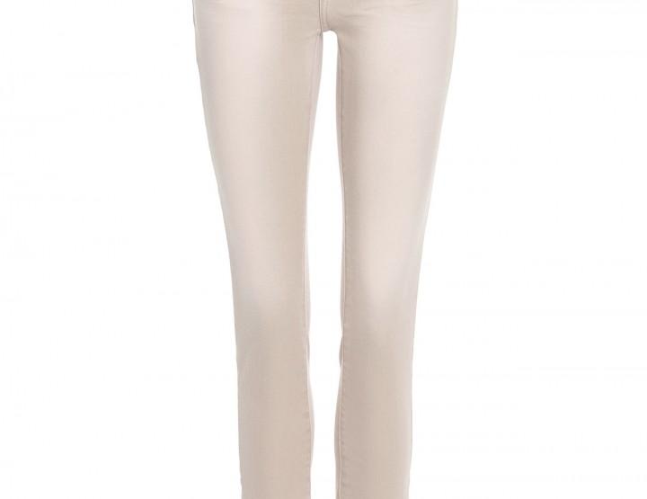 Skinny Jeans in altrosé
