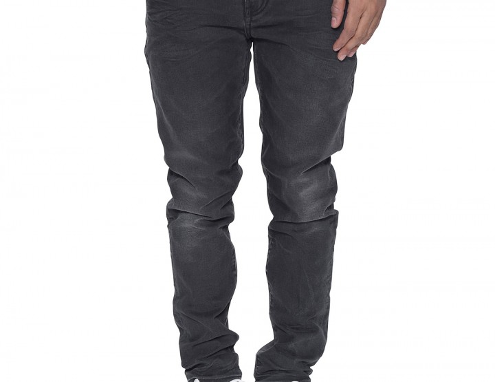 Biker Boy Jeans - schwarz