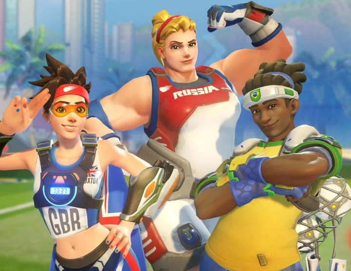 Lasst die Spiele beginnen! – Overwatch-Olympiade 2016
