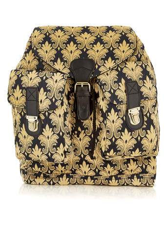 BAROQUE HERITAGE STYLE BACKPACK