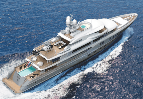 Fraser Yachts sells 74m new construction project from AMELS