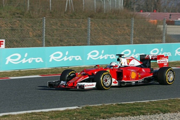 Riva sponsorizza a Formula 1