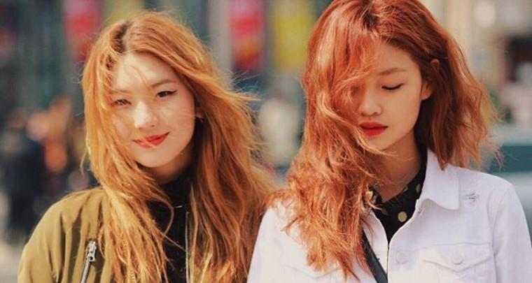 Der Style auf den Straßen Koreas