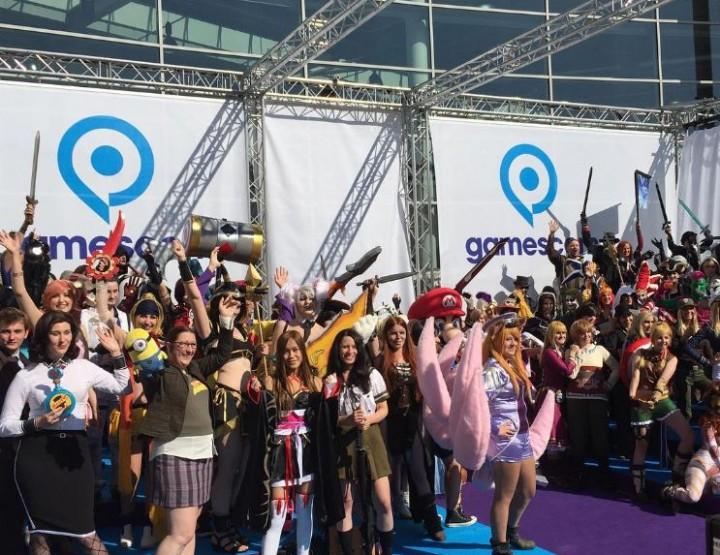 Gamescom 2016- Alle Jahre wieder