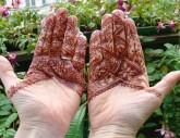 Festival styling - Henna body paint