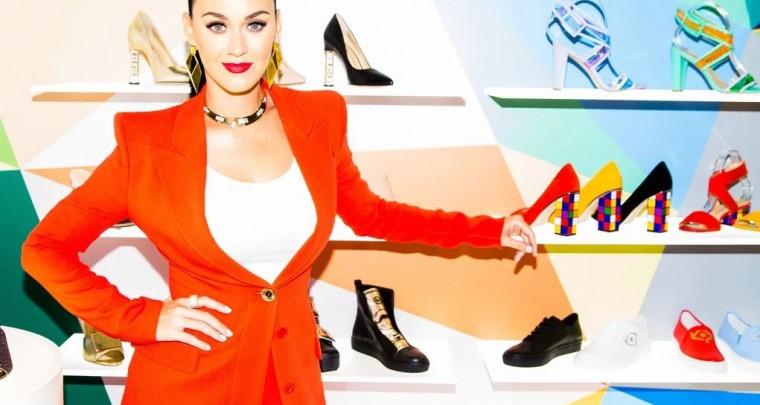Katy Perry bringt poppige Schuhkollektion heraus