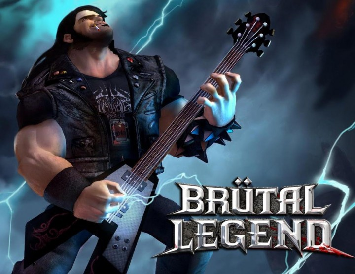 Brütal Legend - Heavy Metal: The Game