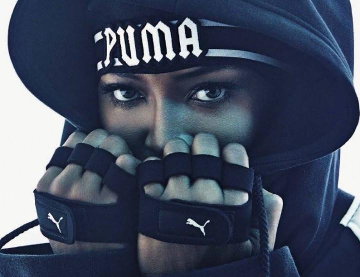 Naomi Campbell wird zur Raubkatze bei Puma