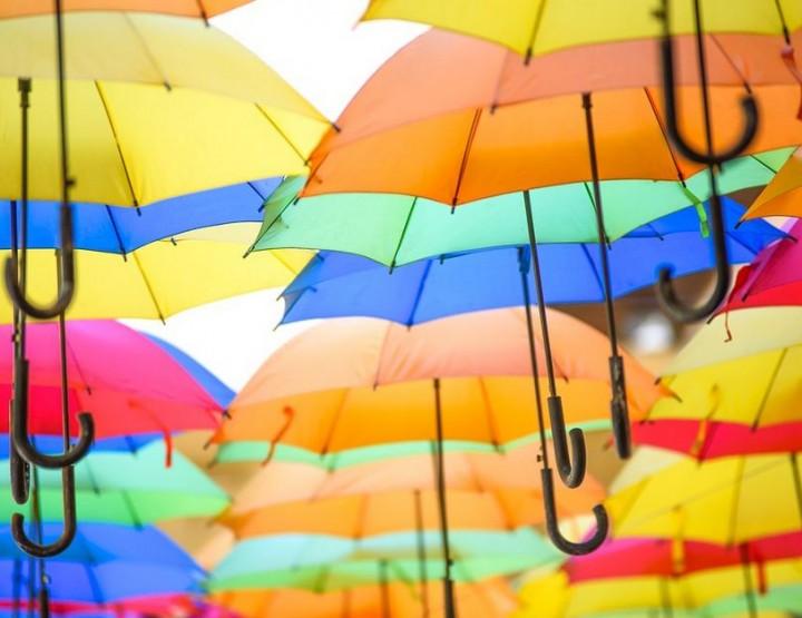 Festival Fashion für raues Wetter